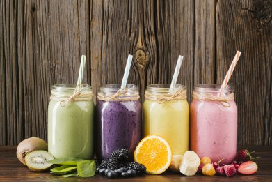 Smoothies to Drink While Working From Home