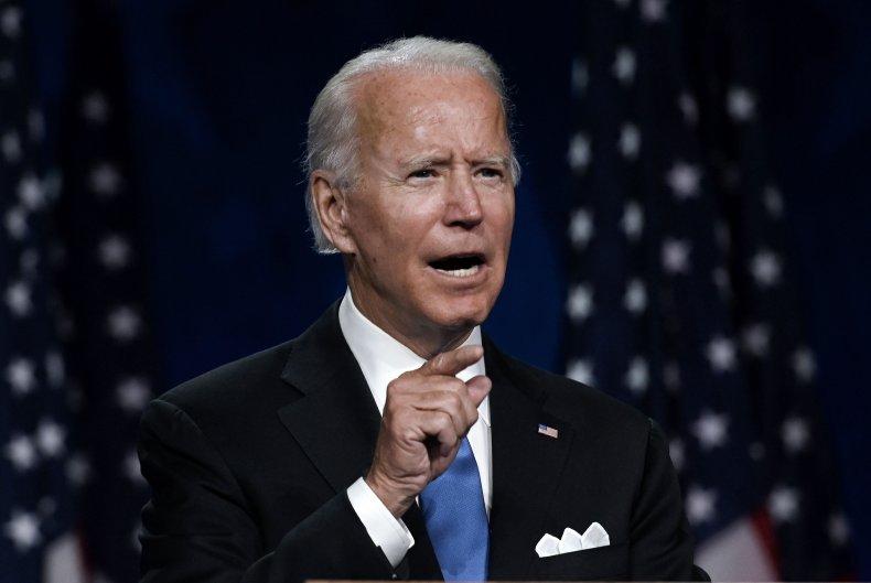 Joe Biden, DNC, Russia, China, bounties, decoupling
