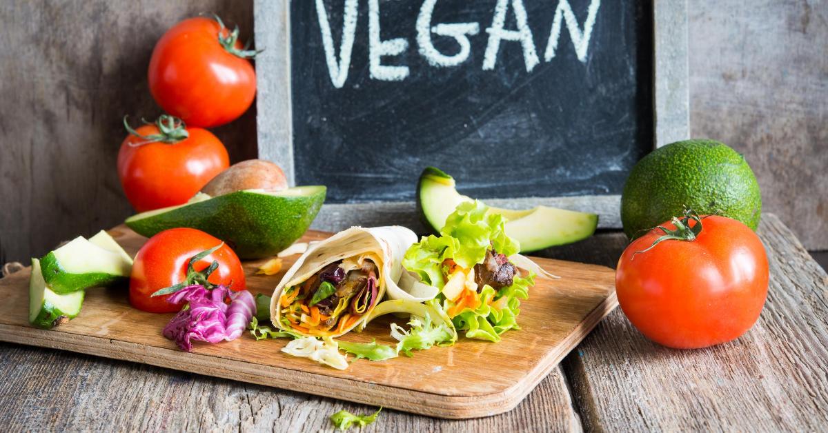 Newsweek AMPLIFY - Plant-Based Vegan Diet