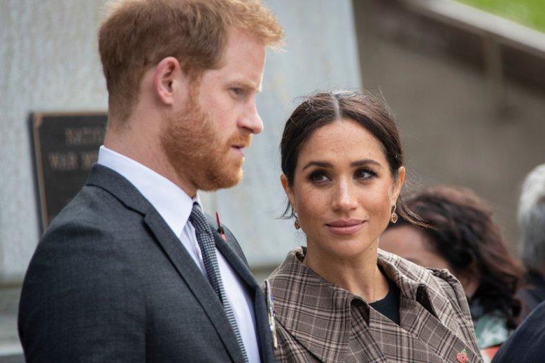 Meghan Markle and Prince Harry, New Zealand