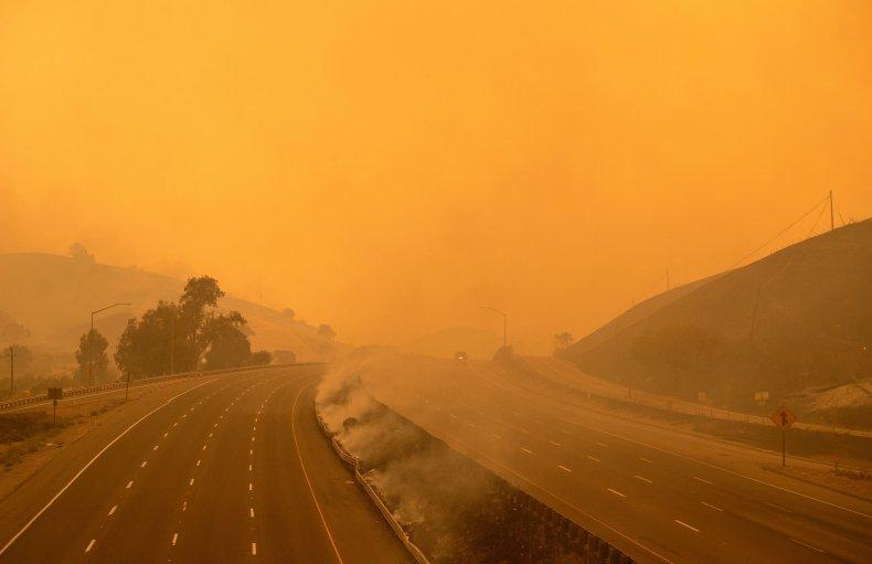 czu lightning fire evacuations