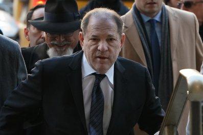 Harvey Weinstein Medusa Statue Manhattan Courthouse