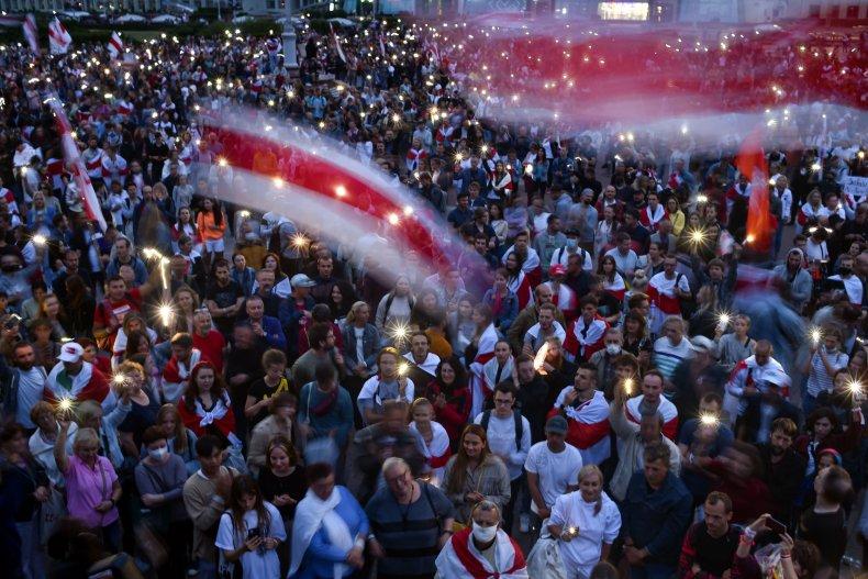 belarus, protests, minsk, opposition, elections