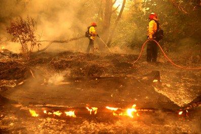 LNU Complex Fire