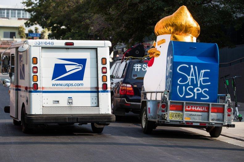 postal vote