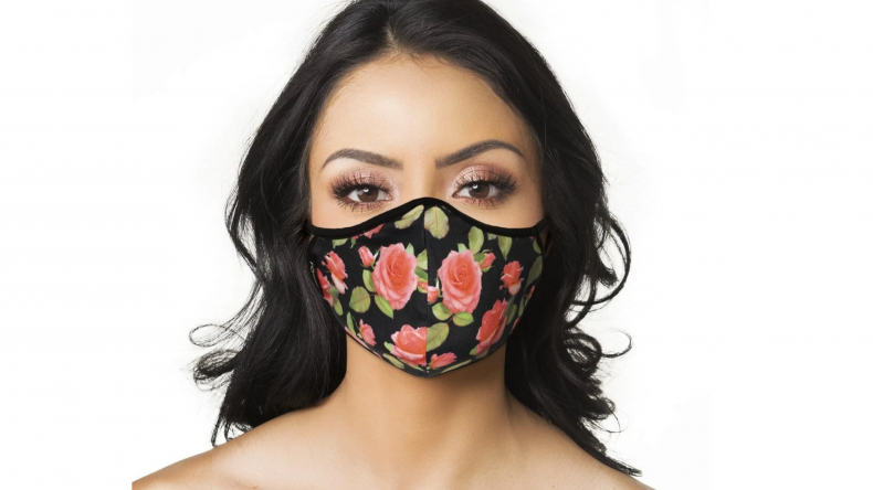 Floral Face Mask Masqd