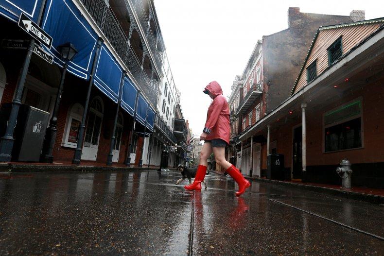 French Quarter, New Orleans, Louisiana, June 2020