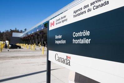 Canadian Border