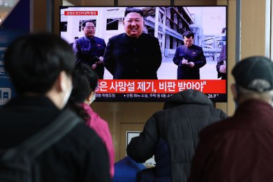 Kim Jong Un, coma, rumors, North Korea