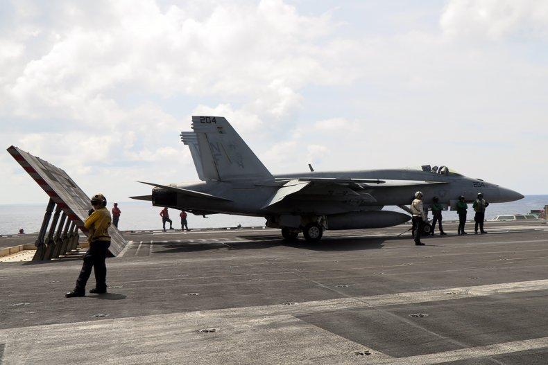 South China Sea, tensions, US, China, military