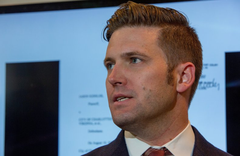 Richard Spencer Backs Joe Biden, Says 'MAGA/Alt-Right Moment is Over'
