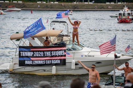 Donald Trump Boat Parade