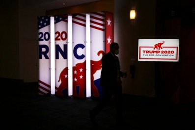 RNC Charlotte Convention