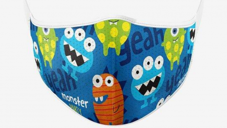 Monsters Masksup Mask
