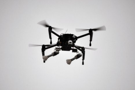 Resurfaced Image Shows Man Posing With Drone