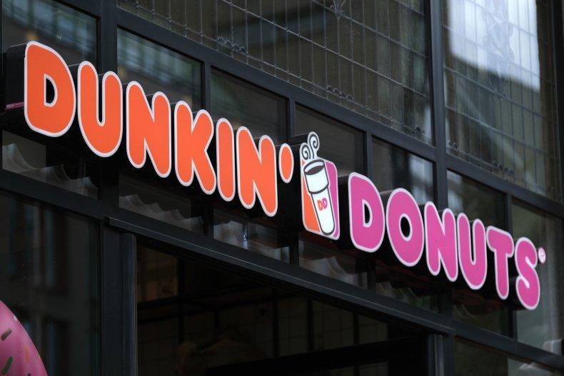 Dunkin' Donut Store