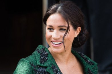 Meghan Markle Attends Commonwealth Day Youth Event