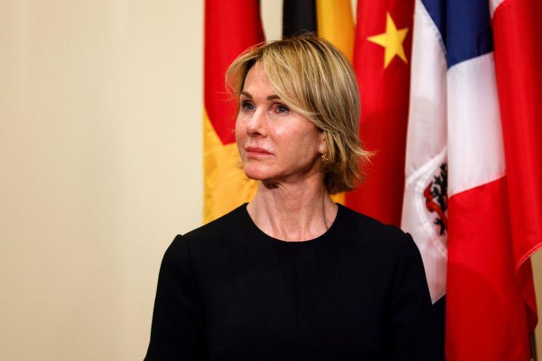 Kelly Craft, US, Iran, sanctions, UN, snapback