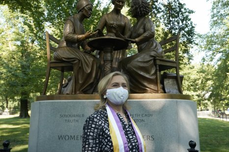 Central Park Unveils Statue Honoring Real Women