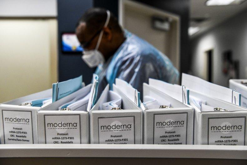 Moderna Vaccine Files