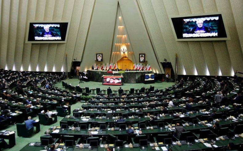 Iran, parliament, internet, control, military, social, media