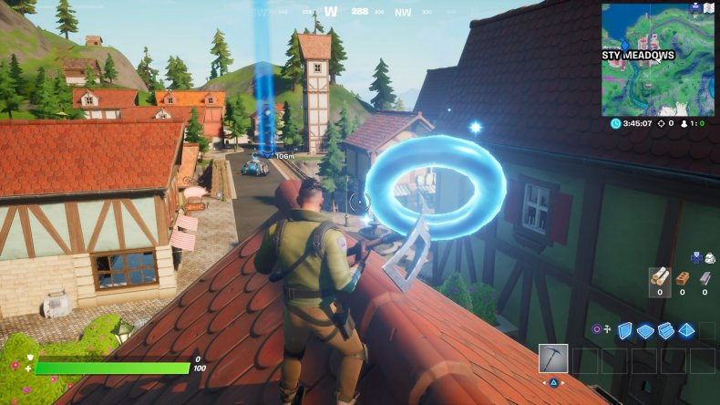 fortnite misty meadows ring 3 gameplay