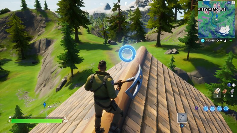 fortnite misty meadows ring 4 gameplay