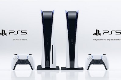 ps5 standard ps5 digital edition console