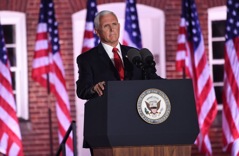 mike pence dropped Wisconsin college commencement