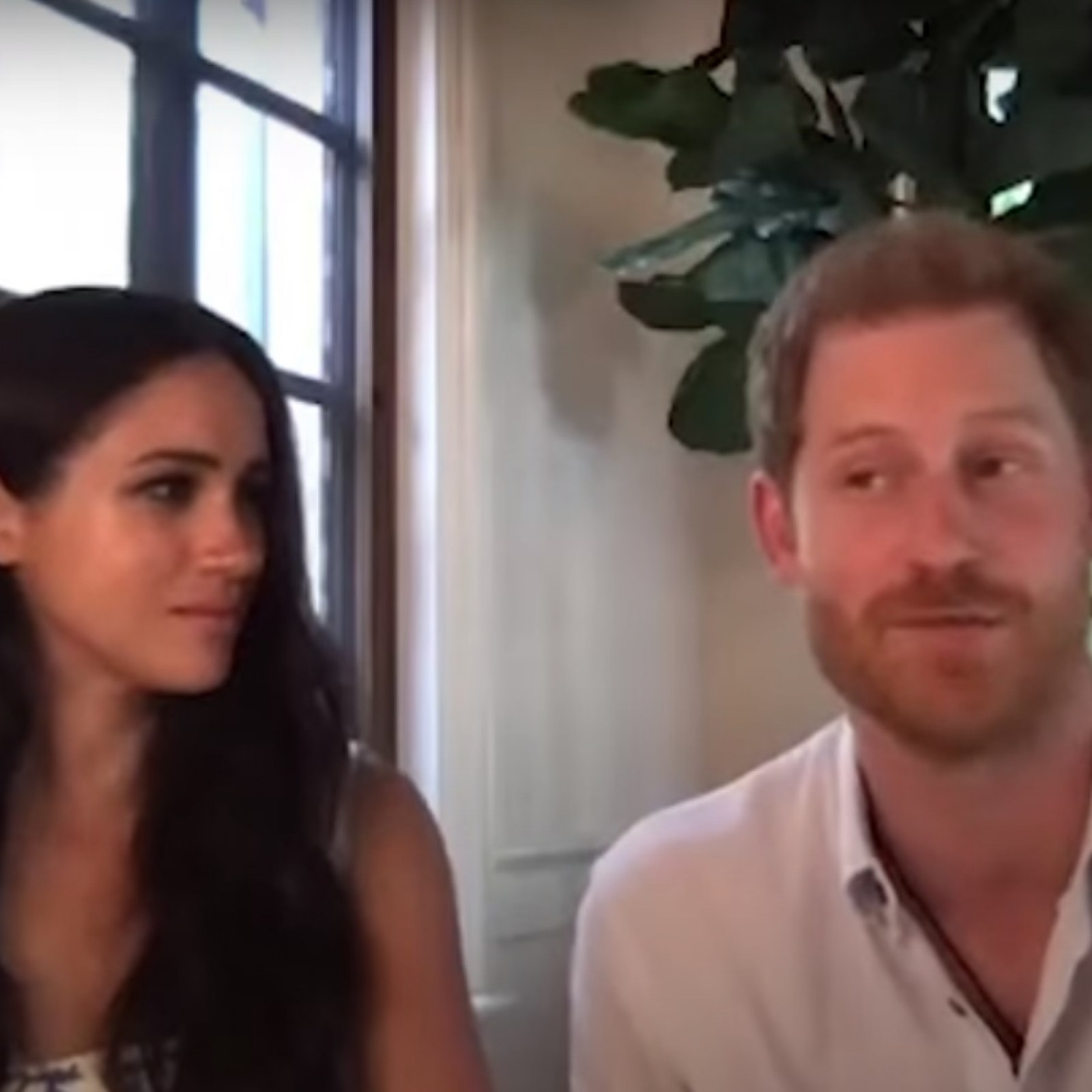 what meghan markle and prince harry video calls reveal about montecito mansion what meghan markle and prince harry