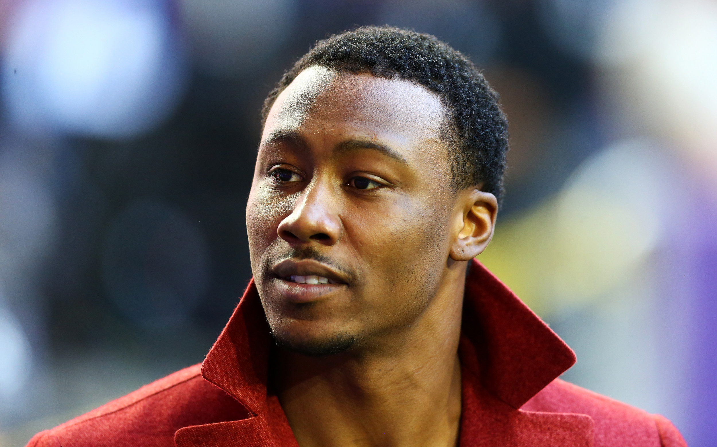 Ex-NFL star Brandon Marshall shares video of security guard calling cops as he moves into new home