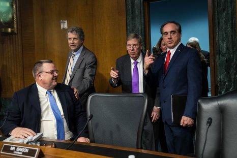 Senate Committee Veterans' Affairs grade