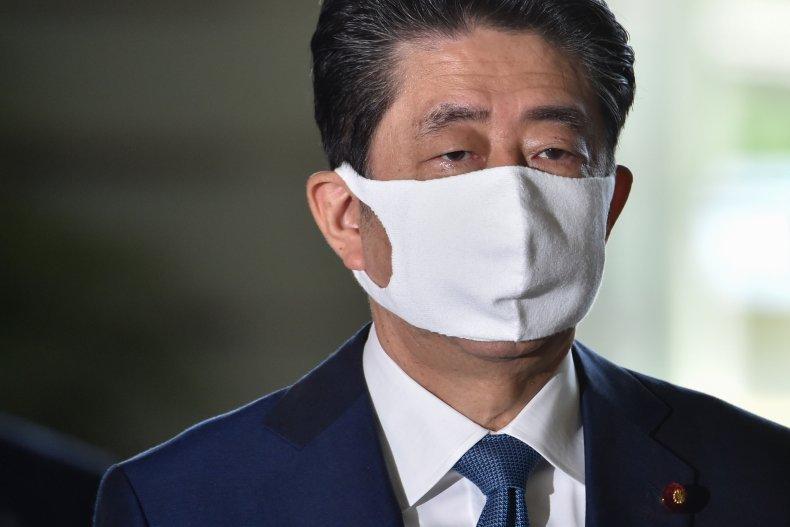 Shinzo Abe, Japan, resign, health, replacement