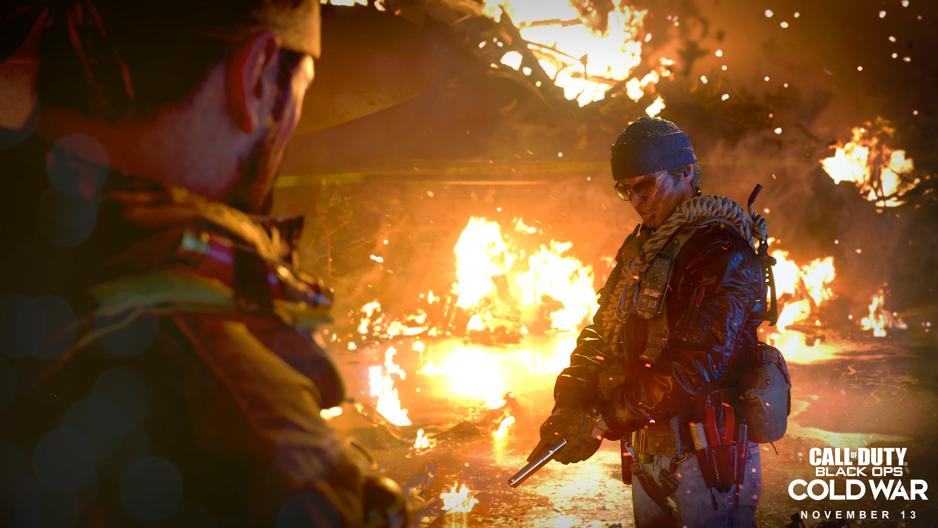 Call Of Duty Black Ops Cold War Ps4 Open Beta Date Potentially Leaked