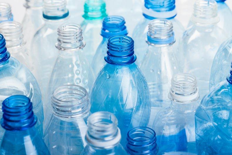plastic bottle, stock, getty