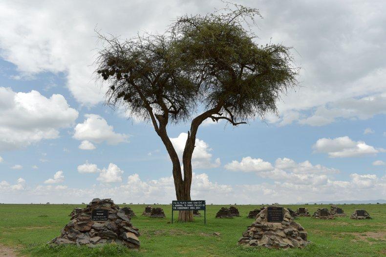Rhino memorial