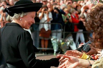 Queen Elizabeth II, Royal Family, Princess Diana
