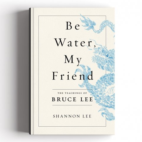 CUL_Books_Non Fiction_Be Water My Friend