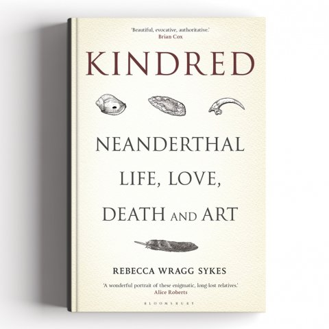 CUL_Books_Non Fiction_Kindred- Neanderthal Life, Love Death and