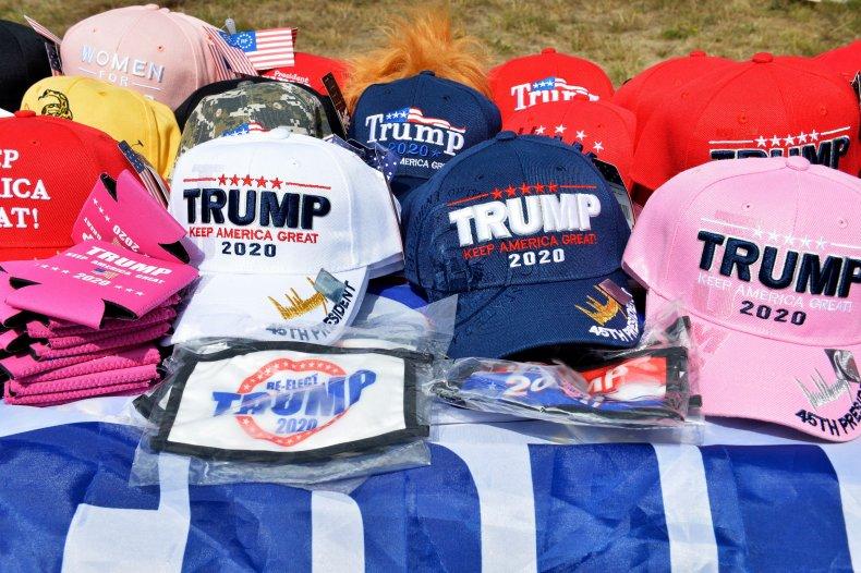 Trump Campaign Merchandise