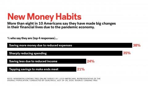 Money habits graphic