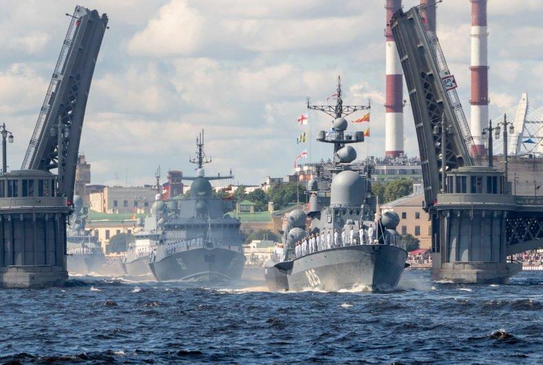 Russia, navy, drills, Alaska, Bering Sea, sailors