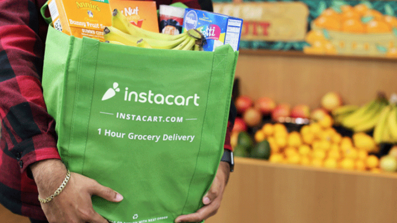 Newsweek Amplify - Instacart Grocery Delivery