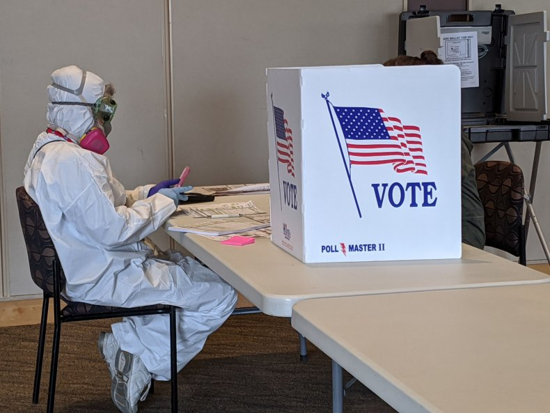 wisconsin voting in person risk