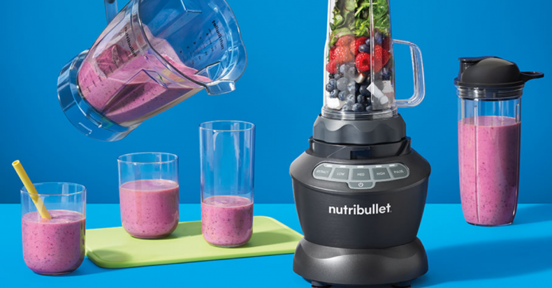 Newsweek AMPLIFY - 5 Super ingredients smoothies