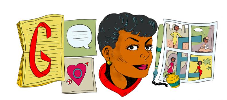 Jackie Ormes Google Doodle