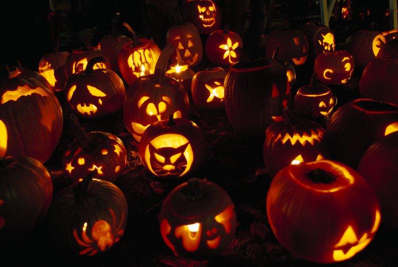 Jack O' Lantern Halloween
