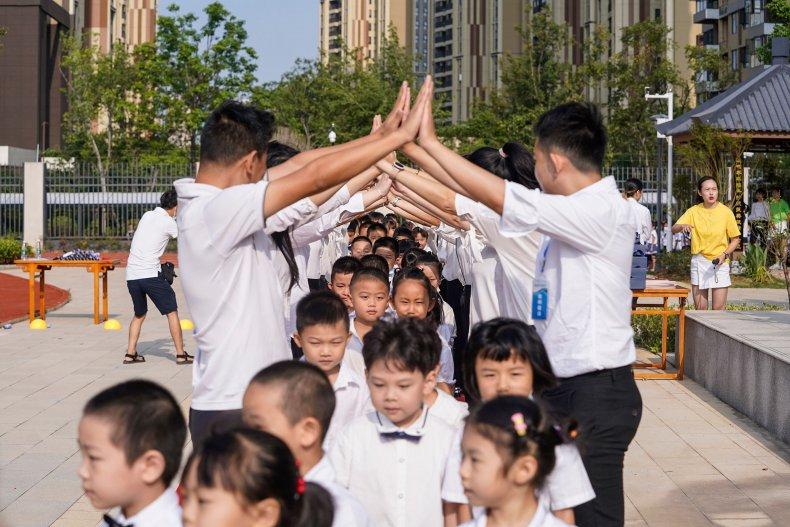 Wuhan Schools Reopen