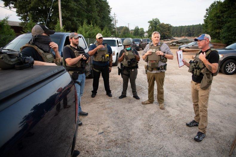 """U.S. Marshals """"Operation Not Forgotten"""""""