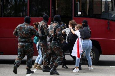Belarus unrest